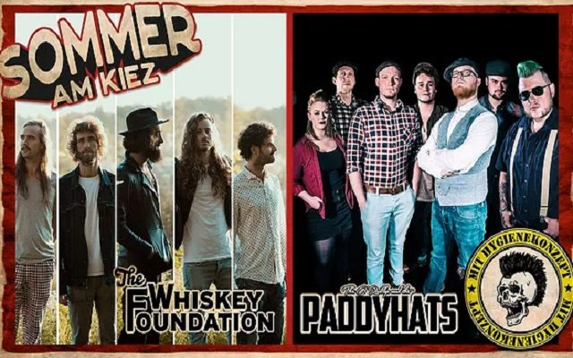 The Paddyhats & The Whiskey Foundation